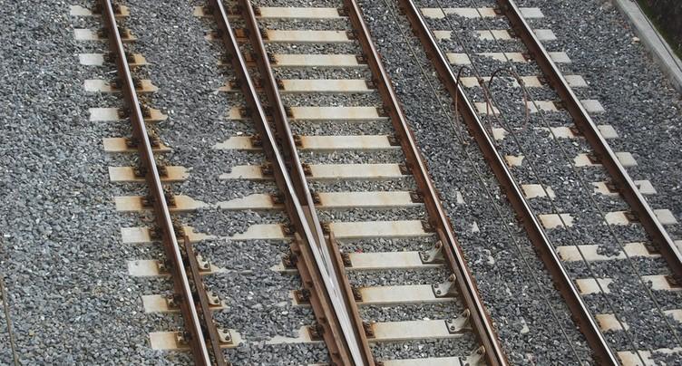 Des perturbations en gare de St-Imier