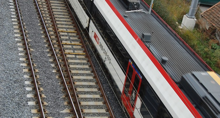 Trafic ferroviaire perturbé