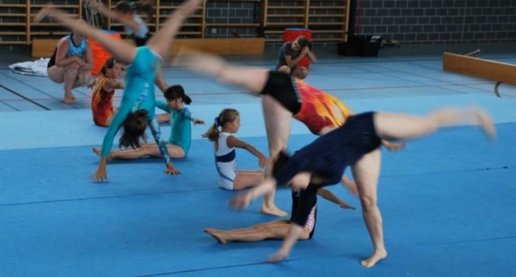 Neuchâtel a rendez-vous avec la gymnastique