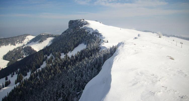 Danger d'avalanche à nouveau marqué