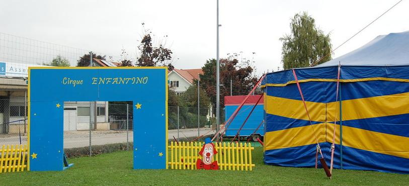 Cirque Enfantino