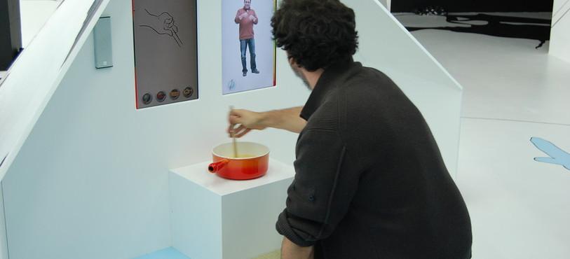 Hors-Champs propose une réfléxion sur les animations numériques.