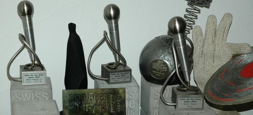 Le coin des trophées