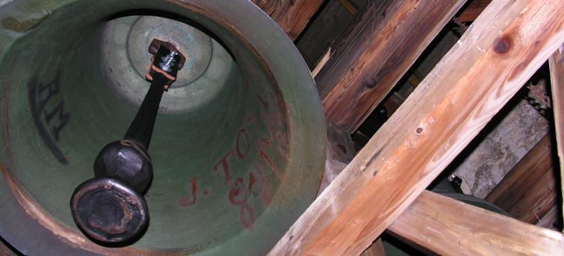 Les deux cloches de Boveresse.