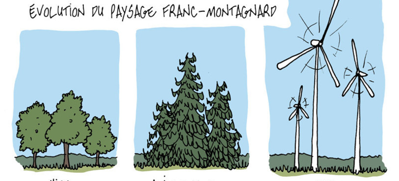 Dessin: Pitch Comment