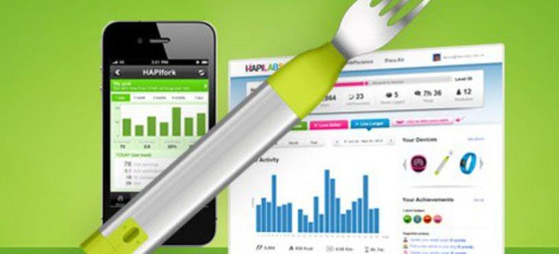 Fourchette électronique - web-tech