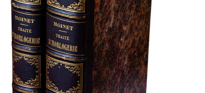 L'ouvrage où Louis Moinet décrit le chronographe.