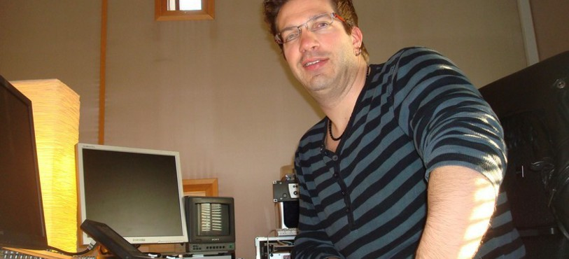 Carryl Montini en studio