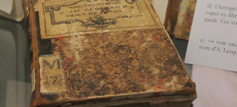 Bibliothèque de la Chaux-de-Fonds - Livre
