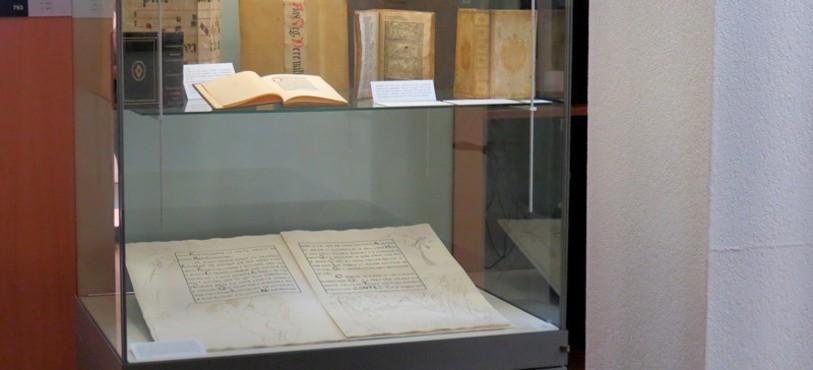 Bibliothèque de la Chaux-de-Fonds - Vitrine