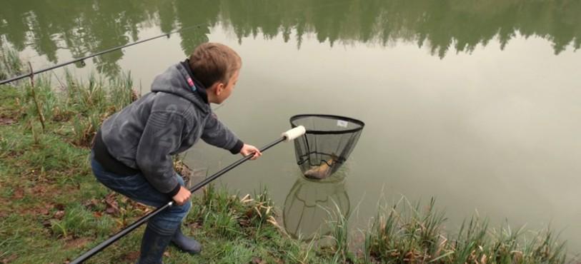 Jeunesse et pêche