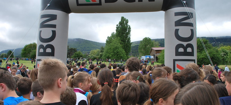 Cinquième étape du BCN Tour à Colombier