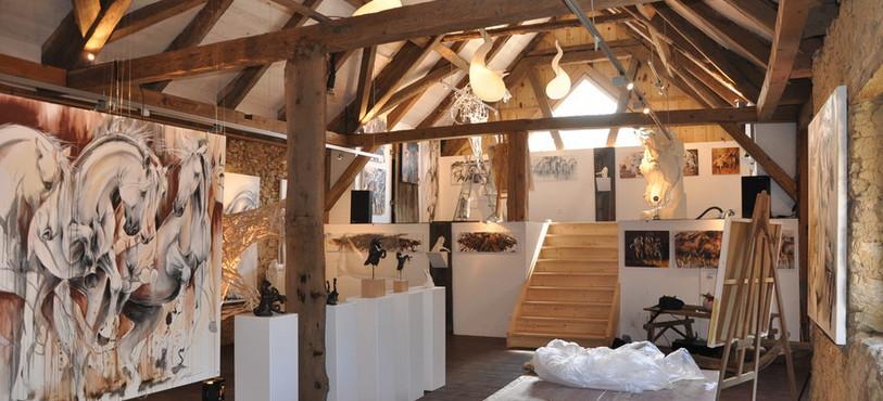 Exposition de Sandrine Koller