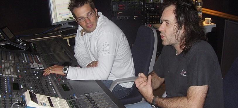 Carryl Montini et Kiki Rais - Greenwood Studio 2006