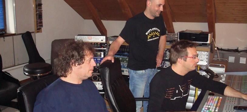 Carryl Montini, Vincent Vallat et Diego Rapacchietti 2008