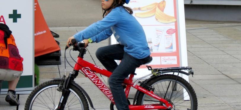 Slow Up 2013, sans dopage.