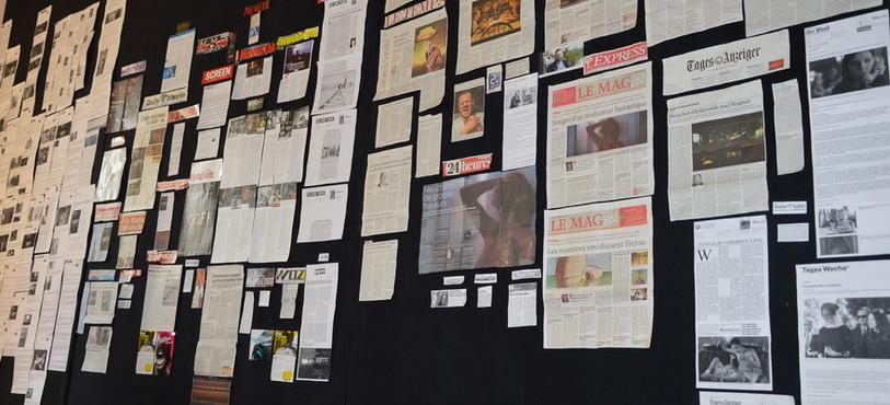 Le NIFFF, c'est aussi des centaines d'articles dans les médias.