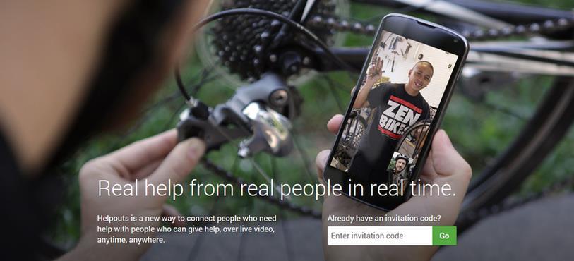Helpouts Vélo
