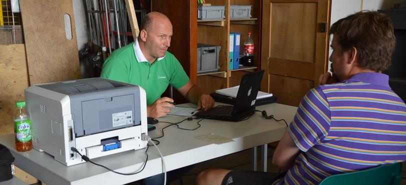 Journée d'expertise de La Vaudoise à Colombier