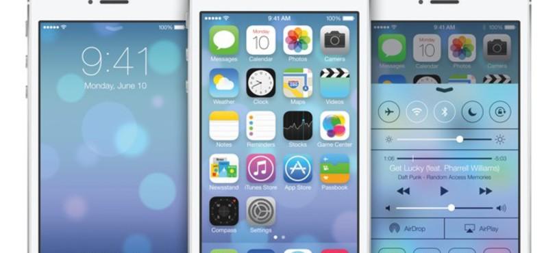 iOS7 - w3sh.com