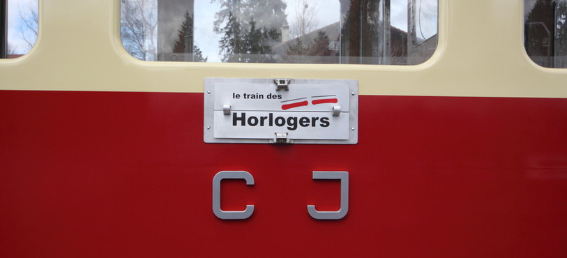 Le Train des Horlogers (photo : Alexandre de Pover)