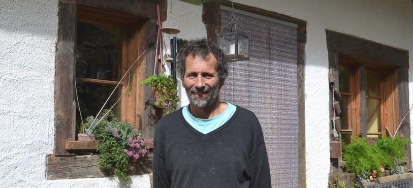 Thomas Hinsbrunner, maire de La Scheulte