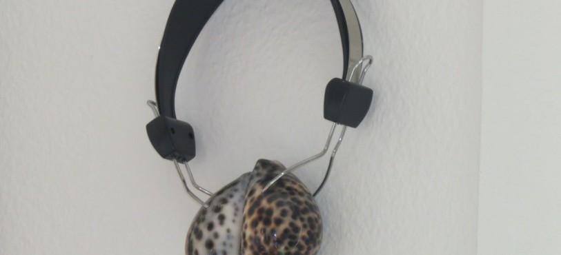 Un casque pour écouter la mer