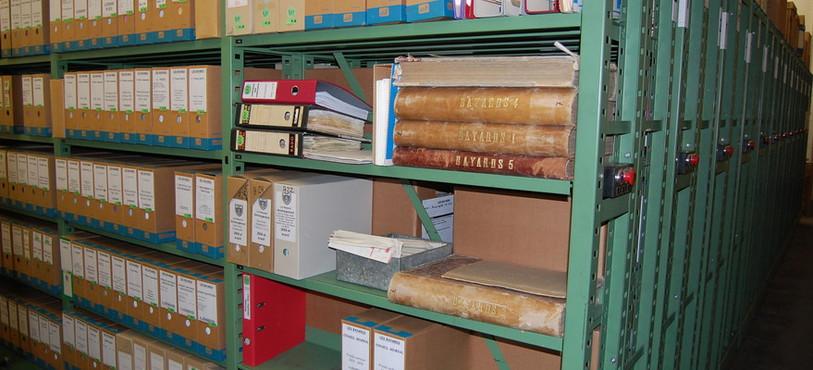 Des compactus utiles pour les archives de Val-de-Travers.
