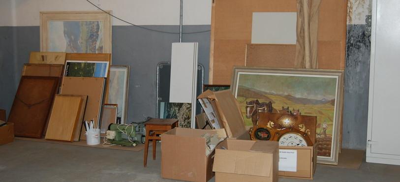 Les archives de Val-de-Travers recèlent aussi des objets divers.