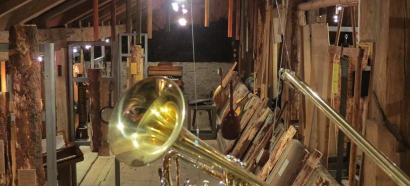 Symphonie du Bois - Musée paysan et artisanal