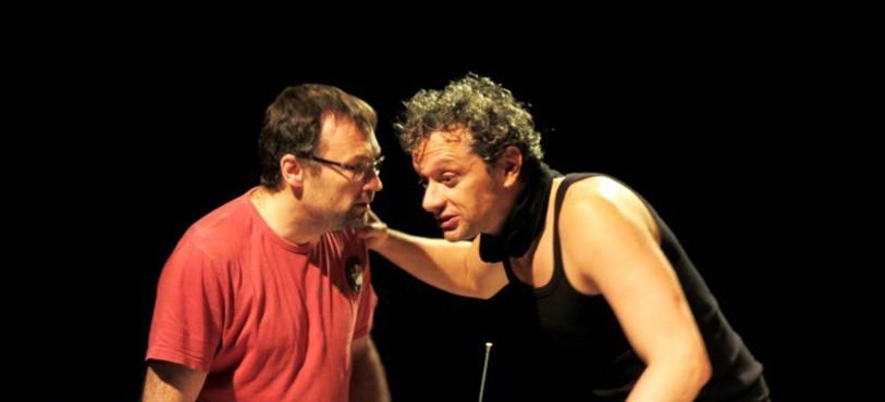 Michel Zbinden et Luca Lomazzi