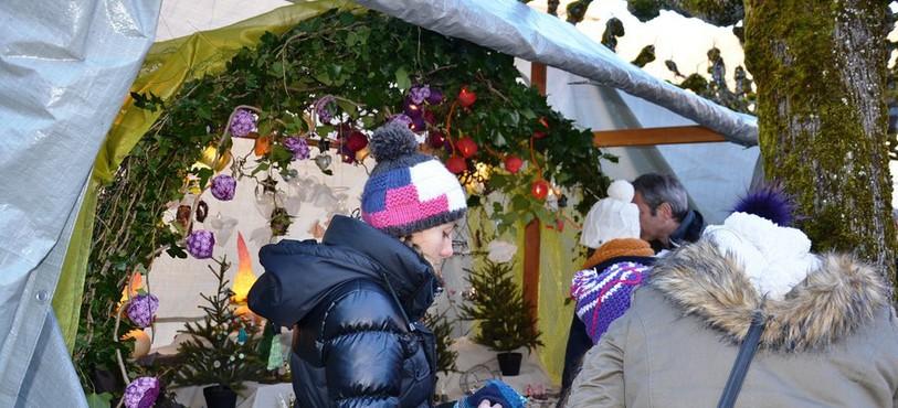 Marché de Noël de Saint-Ursanne
