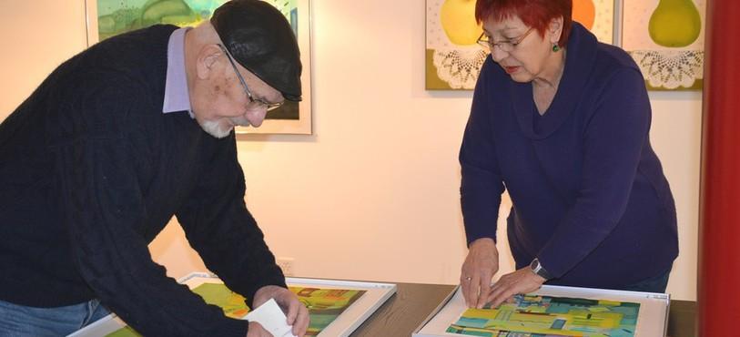 Peter Fürst et son épouse Liuba Kirova