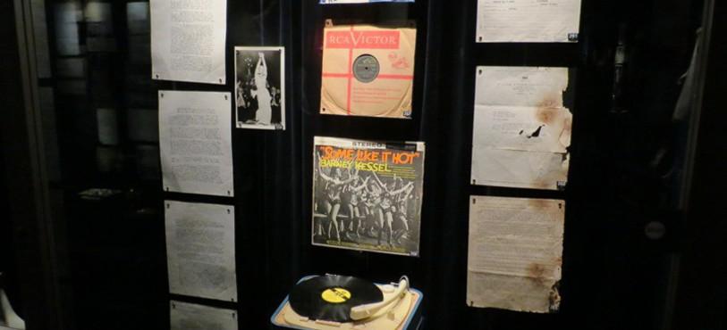 Disques et tourne-disques Marilyn