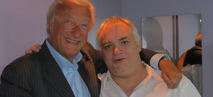 Olivier Lejeune et Jean-Michel