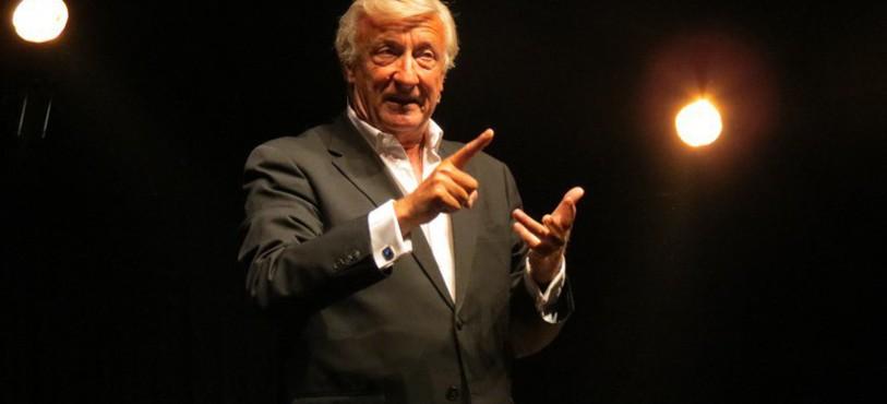 Olivier Lejeune sur scène