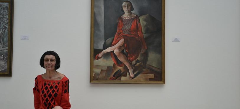 Madeleine Woog, (1892-1929), peintre et poète, est née à La Chaux-de-Fonds et morte à Zurich.