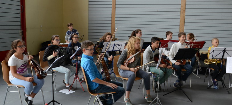 Camp de musique