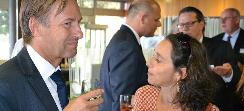 Alain Ribaux, président du Conseil d'Etat neuchâtelois.