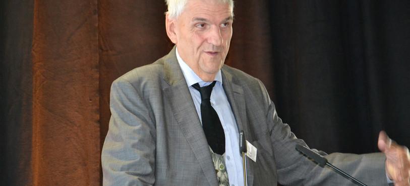 Daniel Brélaz, le syndic de Lausanne.