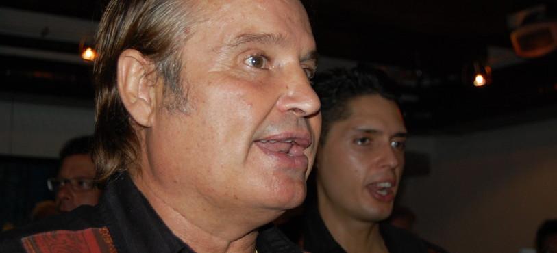 Jules Romero, leader du groupe Gitano Family.