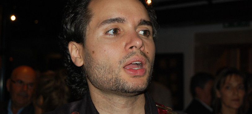 Lucas, membre du groupe Gitano Family.