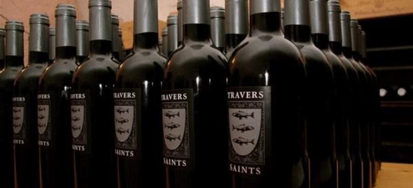 Les bonnes années, la production se monte à 300 bouteilles.