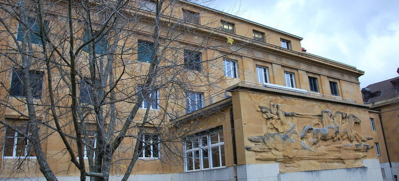 La façade Sud.