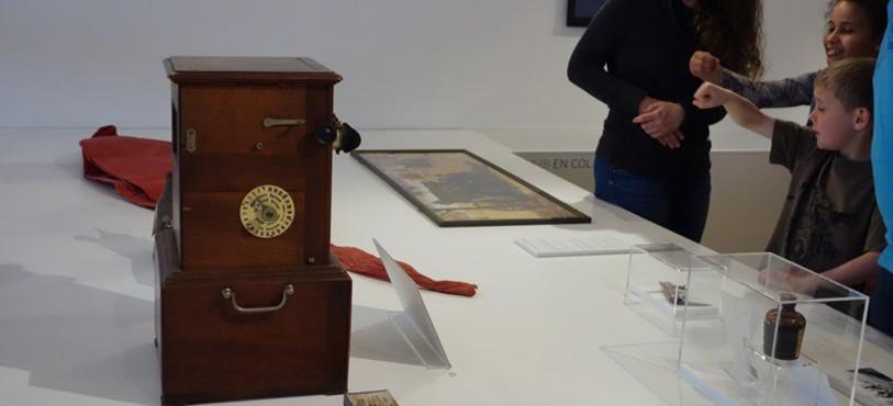 Stéréoscope au musée