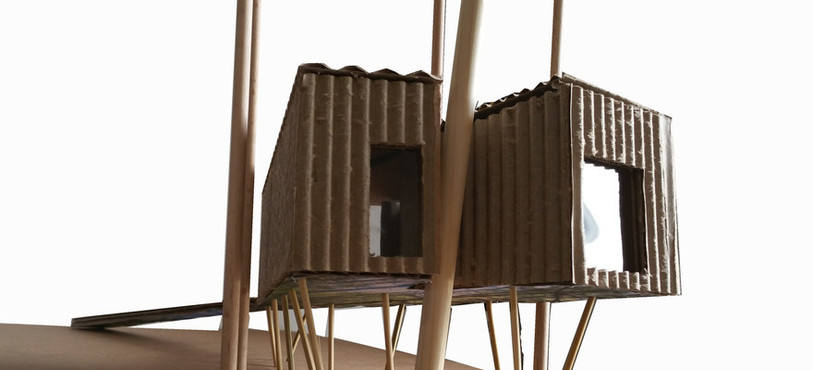 Le projet de Arquitectos Matos (P)