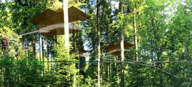 Le projet de Haberstroh Architecten (CH)
