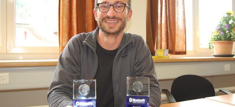 Guillaume Schatz, ingénieur chez Polar à Fleurier.