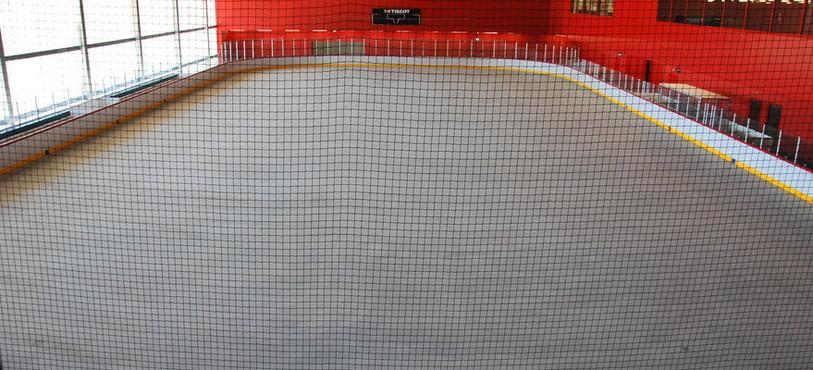 Une seconde patinoire permettra d'accueillir des rencontre de deuxième ligue