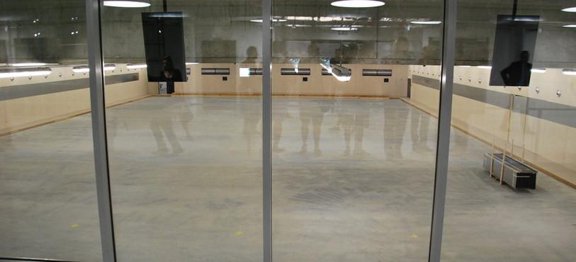 La halle de curling servira de centre de performance nationale